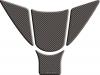 Tankpad Keiti DU-005CF Carbon Ducati Monster 1199 12-14
