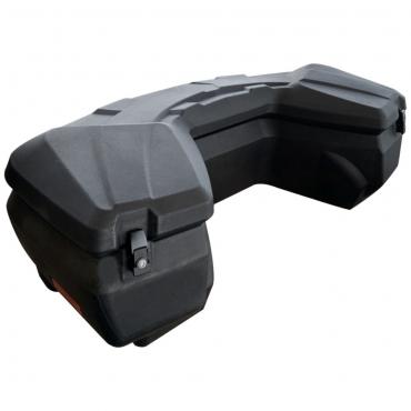 Kufer na bagażnik SHARK ATV Topcase Black, Czarny 115 litrów